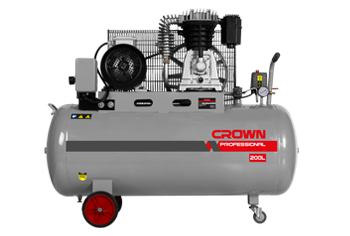 Picture for category Belt driven air compressors