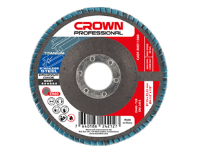 Picture of Zirconium oxide abrasive flap discs BEST