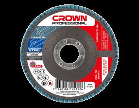 Picture of Zirconium oxide abrasive flap discs PROFESSIONAL