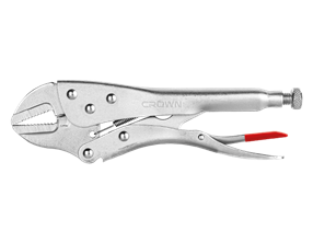 Picture of Locking grip pliers, straight jaws